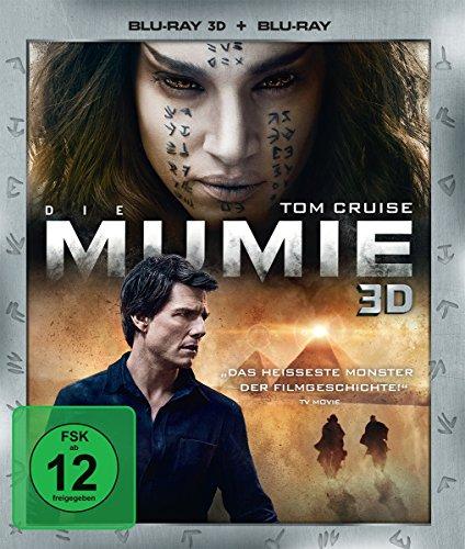 Die Mumie ( Blu-Ray 3D Blu-Ray Digital )