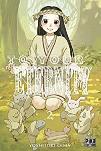 To Your Eternity Edition simple Tome 2