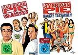 American Pie 4 + 5: Die nächste Generation + Nackte Tatsachen (2-DVD)