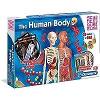 Clementoni 61281 The Human Body Game