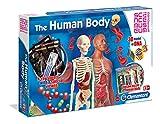 Clementoni 61281Den Menschlichen Körper Spiel