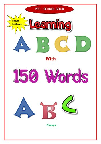 Abcd Book With Pictures