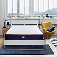 "BedStory 3FT Single Mattress Pocket Sprung 3D Breathable Fabric Memory Form Mattress 23CM Height - Fire Resistant(75""*36""*9""inch)"