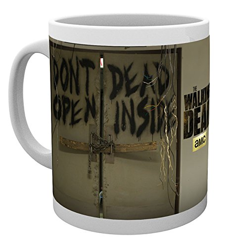 GB eye LTD, The Walking Dead, Dead Inside, Tazza