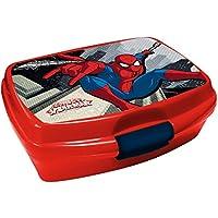 Spiderman Brotdose Lunchbox preisvergleich bei kinderzimmerdekopreise.eu