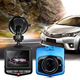 SO-buts Auto DVR Fahren Recorder, GT300 2.4 Full HD 1080P Auto DVR Auto Kamera Recorder Sprint Kamera (Blau)