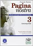 Pagina nostra. Per i Licei e gli Ist. magistrali. Con espansione online: 3