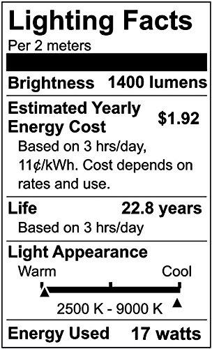 LIFX Z Erweiterung für LED-Lichtbandeinsatz Mehrfarbig, dimmbar, kein Hub erforderlich, funktioniert mit Amazon Alexa, Apple HomeKit und Google Assistant - 17
