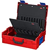 Knipex 00 21 19 LB L-BOXX unbestückt, Schwarz, Blau, Rot