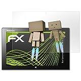 atFolix Bildschirmfolie für Lenovo IdeaTab Miix 2 11 Spiegelfolie, Spiegeleffekt FX Schutzfolie