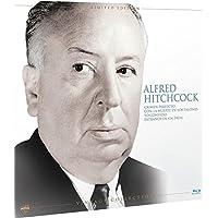 Hitchcock Colección Vintage (Funda Vinilo), 4 Películas