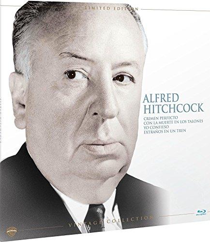 Hitchcock Colección Vintage (Funda Vinilo)  (5 Películas) [Blu-ray]