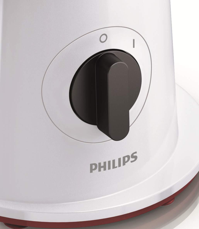 Philips-HR138880-Salatzubereiter-und-Zerkleinerer-6-Edelstahl-Scheibeneinstze