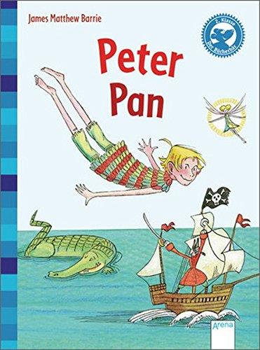 Pan Piraten Peter (Peter Pan: Der Bücherbär: Klassiker für Erstleser)