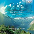Grieg - Peer Gynt Suites - Lyric Pieces