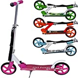 Scooter Girl Power Roller Tretroller Kinderroller Cityroller...