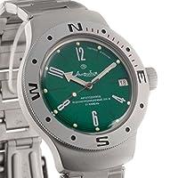 Vostok Amphibian 060282Ruso Militar reloj 2416b 200m auto de Vostok Amphibian