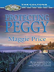 Protecting Peggy (Mills & Boon M&B)