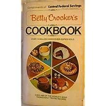 Betty Crocker's Cookbook by Betty Crocker (1976-08-01)