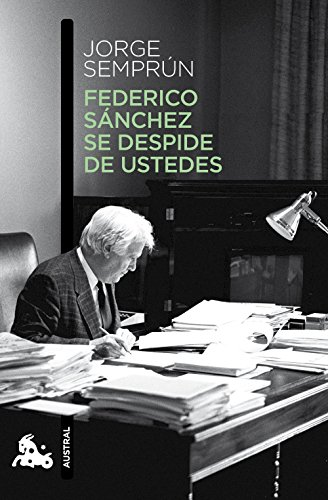 Federico Sánchez se despide de ustedes (Humanidades)