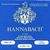 Hannabach 800HT haute tension en nylon pour guitare de concert