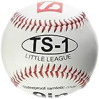 barnett TS-1 balle de baseball entraînement, 9'', blanc, 2 pièce