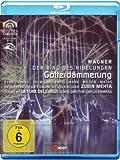 WAGNER: Götterdämmerung (staged by La Fura dels Baus) - Zubin Mehta [Blu-Ray]
