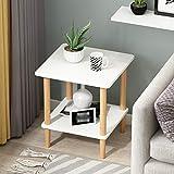 CTGM Nachttisch im nordischen Stil Wirtschaftliche Einfachheit Nachttisch Schlafzimmer Nachttisch Nachttisch Nachttisch (Farbe : A)