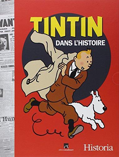 Tintin dans l'Histoire : Les événements de 1930 à 1986 qui ont inspiré l'oeuvre d'Hergé