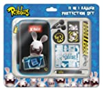 Raving Rabbids 11pc 3D Protection Set...