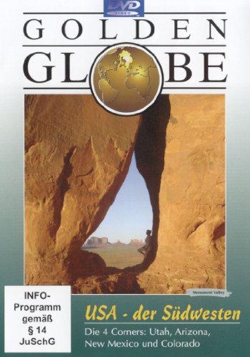 USA Der Südwesten - Golden Globe (Bonus: Kalifornien)