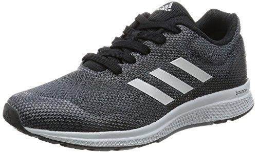 adidas Damen Mana Bounce 2 Laufschuhe Mehrfarbig (Core Black/silver Met./onix) 42 EU
