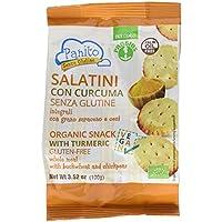 Probios Panito Snack con Aceite de Semillas de Girasol y Cúrcuma - Paquete de 12 x 100 gr - Total: 1200 gr