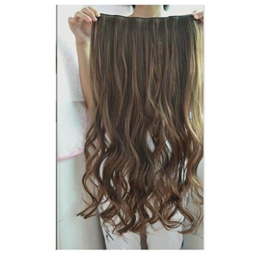 spritechtm-5-clips-de-extensiones-de-pelo-largo-rizado-para-mujer-marrn