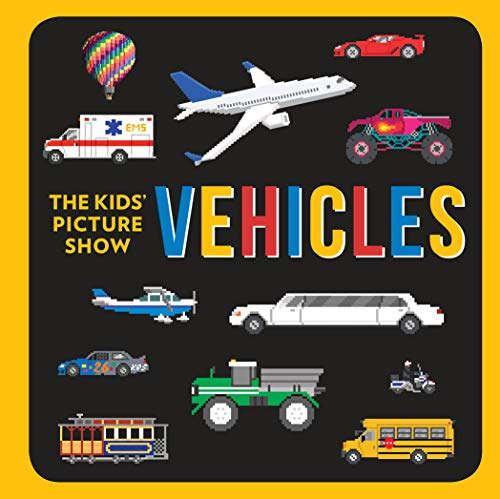 Vehicles (Kids' Picture Show)