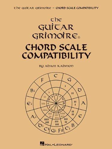 Guitar Grimoire - Chord Scale Compatibility by Kadmon, Adam (2013) Paperback