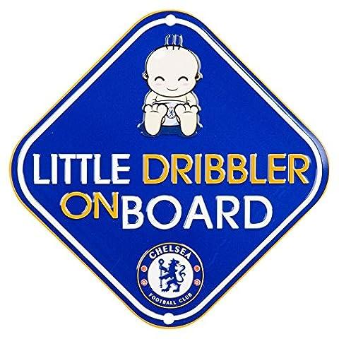 Chelsea Football Club Auto Little Schleimer On Board Baby Schild