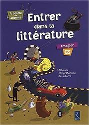 Entrer dans la littérature GS : Imagier