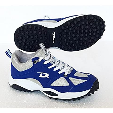 Dita–Zapatillas de hockey Performer (azul) para mujer talla UK 4/EU 36