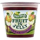 Fruto de Hartley en la jalea de grosella negra Apple en Jelly 120g