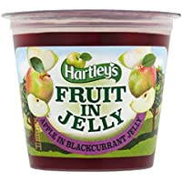 Fruto de Hartley en la jalea de grosella negra Apple en Jelly 120g