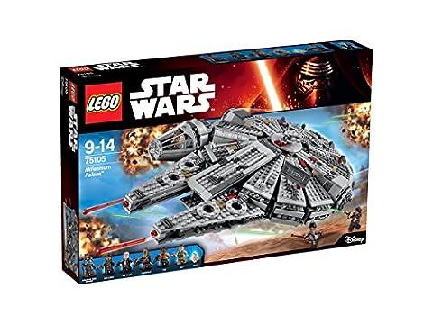 LEGO - 75105 - Star Wars - Jeu de Construction