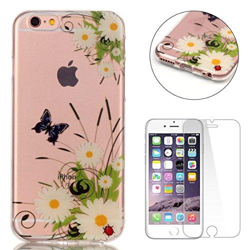 CaseHome iPhone 6 Plus/6S Plus 5.5'' gel di silicone Custodia