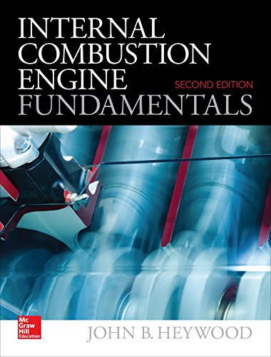 Internal combustion engine fundamentals (Ingegneria) por John B. Heywood