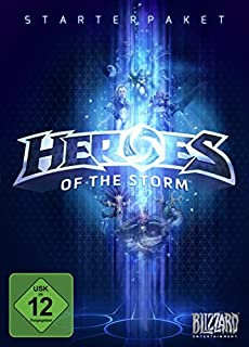 Heroes of the Storm: Starterpaket - [PC] (B00WGES7QC) | Amazon price tracker / tracking, Amazon price history charts, Amazon price watches, Amazon price drop alerts