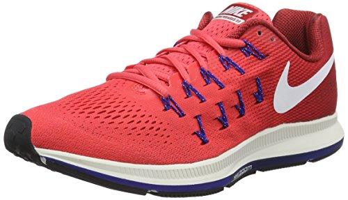 Nike 831352-801, Sneakers trail-running homme Orange