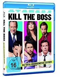 Kill the Boss: Die total unangemessene Edition [Blu-ray]