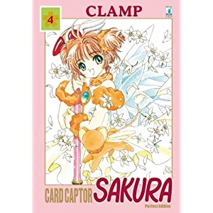 Card Captor Sakura. Perfect edition: 4