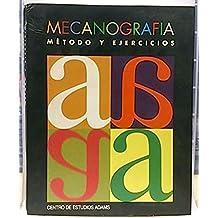 Mecanografía: método y ejercicios