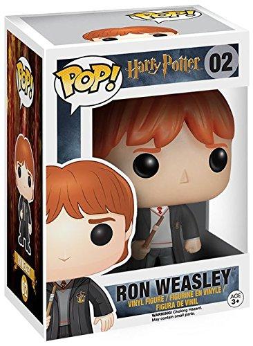 Pop! Harry Potter Ron Weasley Vinyl Figure